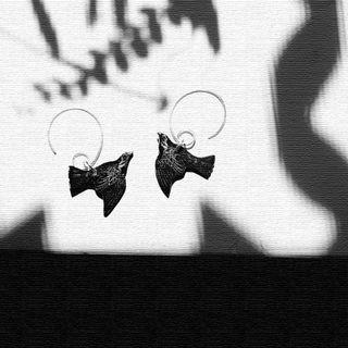 Blackbird Earrings