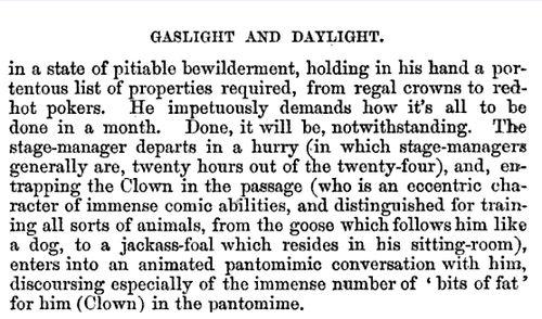 Gaslight and Daylight