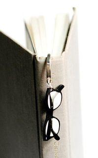 silver bookmark